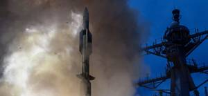 Standard Missile-6 (Photo courtesy of Raytheon)