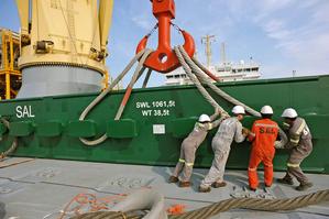 Photo courtesy of SAL Heavy Lift
