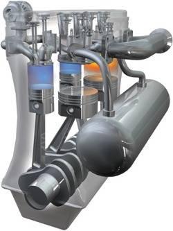 Scuderi Engine: Photo courtesy of Scuderi Group