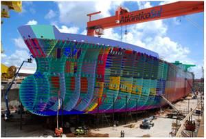 Images courtesy ShipConstructor