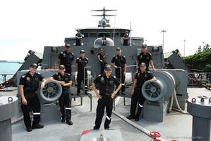 Republic of Singapore Navy. Photo: Government of Singapore