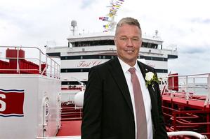 Erik Hånell (Photo: Stena Bulk)