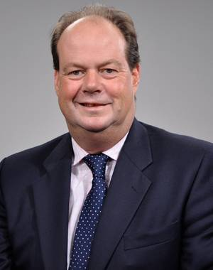 Shipping Minister Stephen Hammond