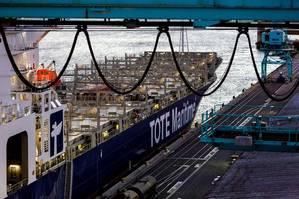 Photo:  TOTE Maritime