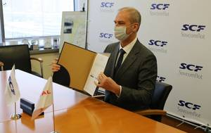 Igor Tonkovidov, CEO - Chairman of the Management Board, PJSC Sovcomflot (Photo: Sovcomflot)