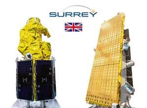 Photo: Surrey Satellite Technology Ltd
