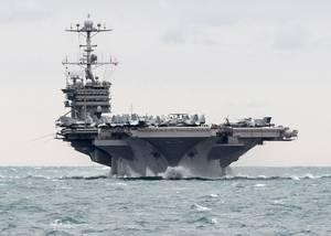 USS Harry S. Truman  (Photo: U.S. Navy)