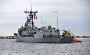 USS Taylor, photo courtesy fo U.S. Navy