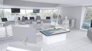 Vessel safety will benefit with technology enhancing the bridge lookout. Image credit ABB