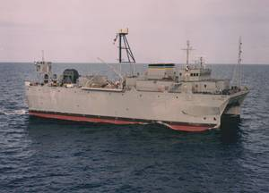USNS Victorious (Photo: MSC)
