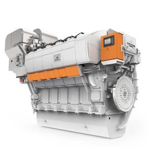 Wärtsilä 31 engine (Photo: Wärtsilä)