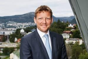 Kristian Mørch, CEO of Odfjell SE (Photo: Odfjell SE)