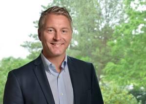 Martin Bjuve (Photo: Volvo Penta)