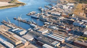 Photo: Detyens Shipyards, Inc
