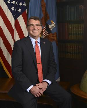 U.S. Secretary of Defense Ash Carter (Photo: U.S. Department of Defense)