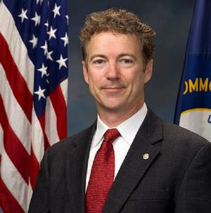 Sen. Rand Paul (official congressional portrait)