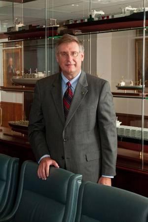 ABS CEO Christopher J. Wiernicki