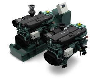 D16 marine diesel engine (Image: Volvo Penta)