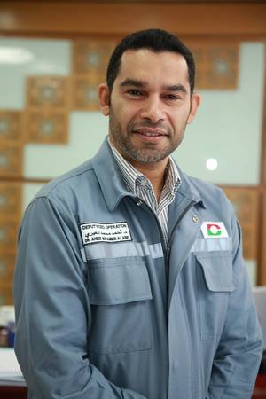 Dr. Ahmed Al Abri (Photo: Oman Drydock Company)