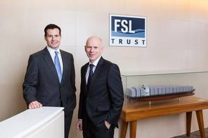 Alan Hatton and Roger Woods (Photo: FSL Trust)