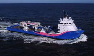 M/V Shelia Bordelon (Image courtesy of Bordelon Marine)