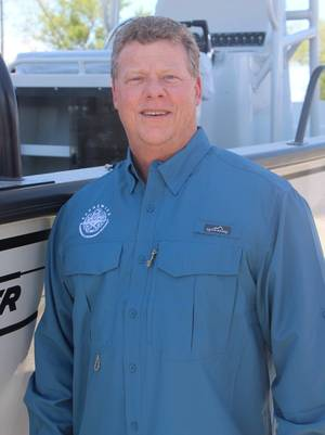 Jeff Hubert (Photo: Brunswick Commercial & Government Products)