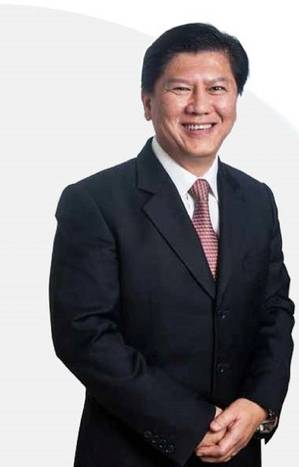 Michael See Kian Heng, new CEO of Otto Marine Limited (photo courtesy of Otto Marine)