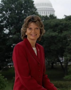U.S. Senator Lisa Murkowski