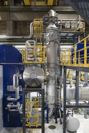 Alfa Laval Test & Training Center in Aalborg, Denmark (Photo: Alfa Laval)