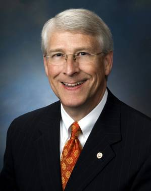 Sen. Roger Wicker, Chairman of the Senate Subcommittee on Seapower