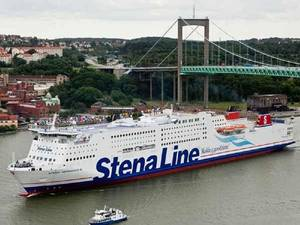 The Stena Germanica (Photo courtesy of Stena Line)