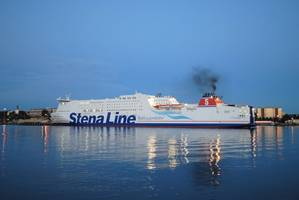 Stena Germanica (Photo: SP Fire Research)