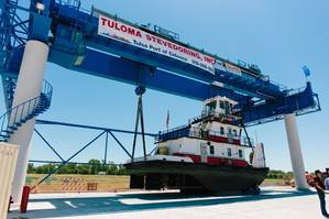 Photo: Tulsa Port of Catoosa
