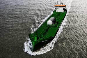 New tankers for Erik Thun AB will feature Wärtsilä propulsion and fuel supply solutions (Image: Wärtsilä)