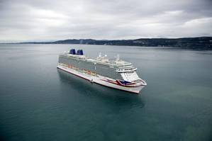 Britannia (Photo courtesy of P&O Cruises)