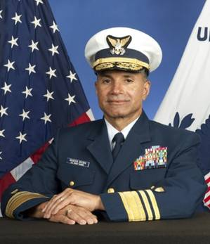 Retired Vice Admiral Manson Brown (photo courtesy of the DoD)