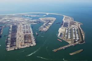 (Photo: Port of Rotterdam Authority)