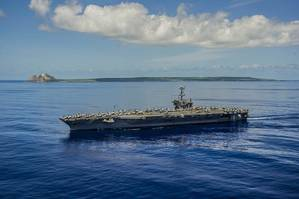 USS George Washington (CVN 73). U.S. Navy photo