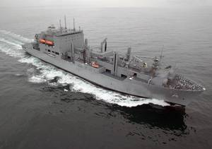 USNS Lewis and Clark (Photo: U.S. Navy Military Sealift Command)