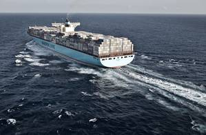 Photo courtesy of Maersk