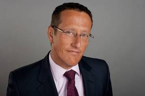 CNNs Richard Quest will moderate the Miami panel (Photo courtesy of Speakerpedia)