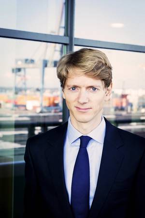 Robert Uggla (Photo: Maersk Group)