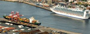 The Port of Saint John (photo courtesy of Port Saint John)
