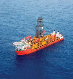 West Polaris (Photo: Seadrill)