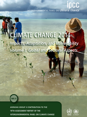 Frontispiece image credit IPCC