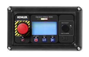 Decision-Maker 3500 (DEC 3500) controller