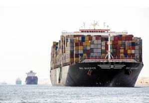 Credit: Suez Canal Authority
