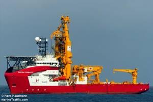 A PLSV delivered to Petrobras by  Seadrill-Sapura JV - Credit: Hans Hausmann/MarineTraffic