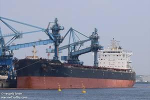 A Safe Bulkers Kamsarmax - Credit: vessels lover/MarineTraffic.com
