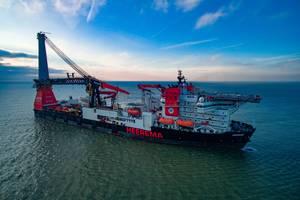 Aegir - Credit: Heerema Marine Contractors